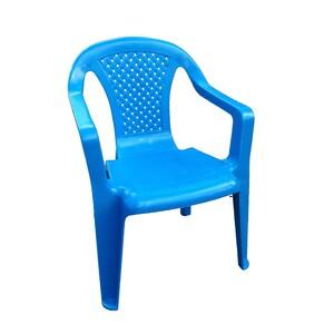 Dětská židle, modrá