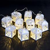 Světelný LED řetěz lucerničky