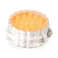 Tescoma TDELÍCIA Töltött sütemény készítő rács, 3 féle minta