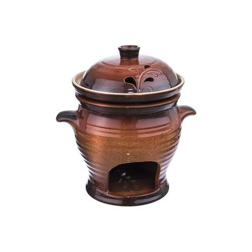 Orion Kuchyňská keramická aroma lampa Jablečňák