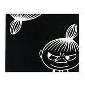 Podložka pod myš Moomin 19 x 24 cm, černá