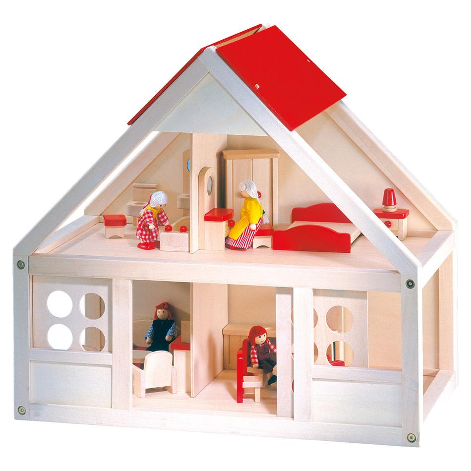 Bino Domček pre bábiky, 26 dielov
