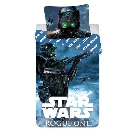 Pościel bawełniana Star Wars Rouge one, 140 x 200 cm, 70 x 90 cm