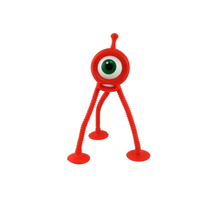 Mluvící hlídač se senzorem, červená