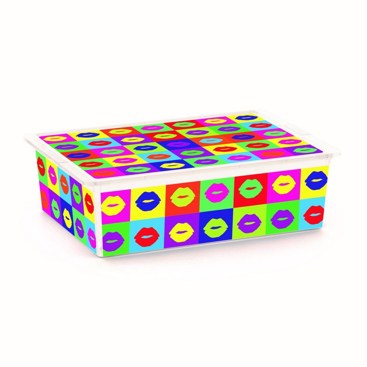 Úložný box Kis C-Box Artists L 27 l