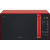 Daewoo KOR 6S3BR kuchenka mikrofalowa, czerwony