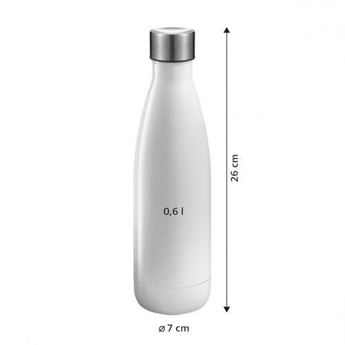 Tescoma CONSTANT PASTEL palack 0,6 l, szürke
