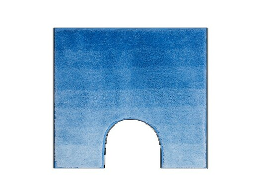 WC předložka Grund RIALTO modrá, 55 x 50 cm