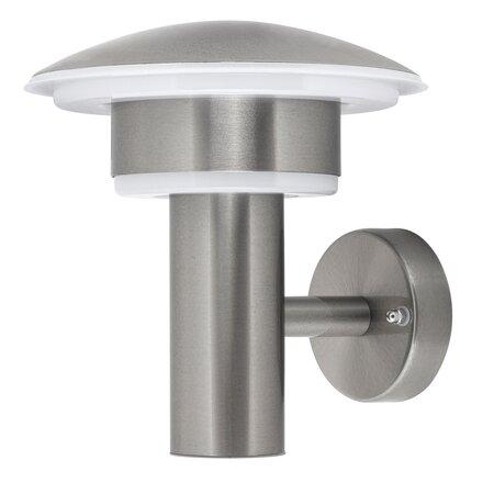 Rabalux 8976 Denmark Venkovní LED nástěnné svítidlo, šedá
