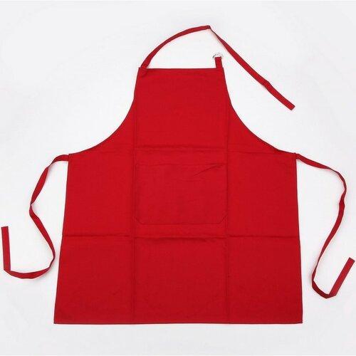 Altom Kuchyňská zástěra červená, 70 x 80 cm