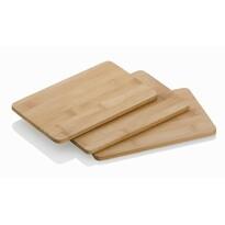 Kela KATANA bambusz vágódeszka, 3 db-os