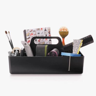 Box na drobnosti WOK 32,7 cm, černý