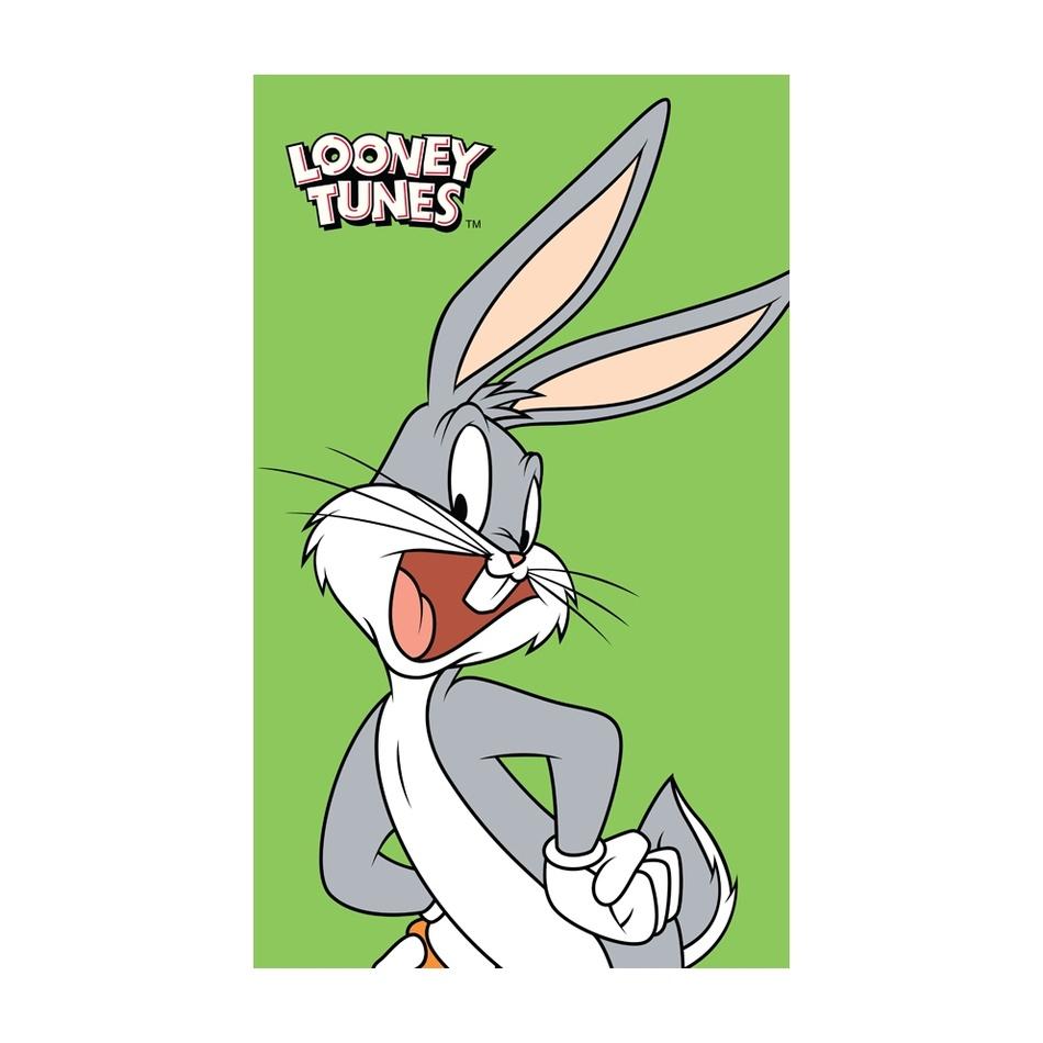 Bugs Bunny gyermek törölköző, 30 x 50 cm