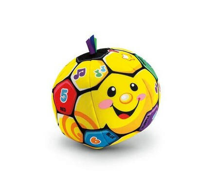 Zpívající fotbalový míč Fisher Price