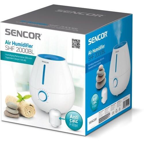 Sencor SHF 2000BL zvlhčovač vzduchu, bílá