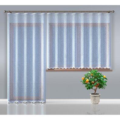 Loreta függöny, 200 x 250 cm