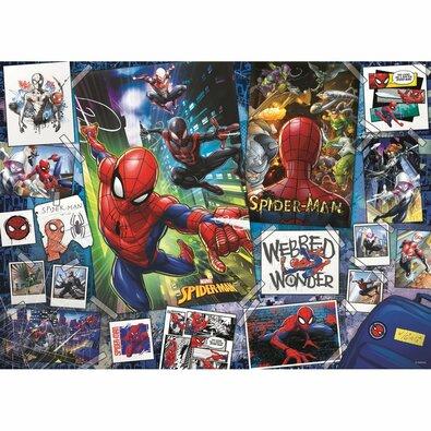 Trefl Puzzle Spiderman, 500 részes