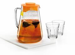 Tescoma TEO džbán 2,5l, oranžová