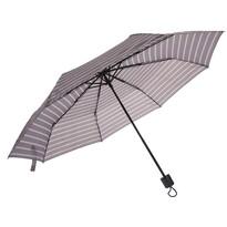Skládací deštník šedá, 52,5 cm