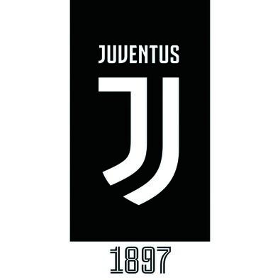 Juventus FC 1897 törölköző, 70 x 140 cm
