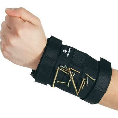 Magnetický pás na zápästie pre každého kutila