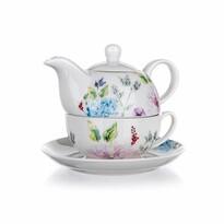 Banquet Zestaw do herbaty WILDFLOWERS, 400 mlmix kolorów,
