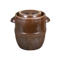 Ceramiczny garnek do kiszenia Fatra, 20 l