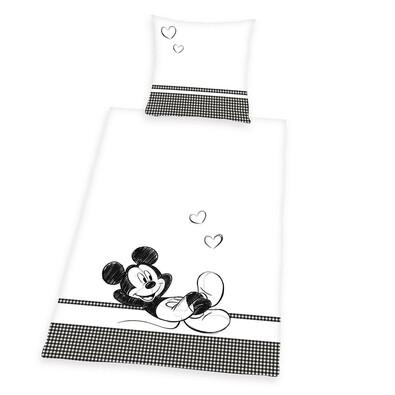 Povlečení Mickey Mouse partner new, 140 x 200 cm, 70 x 90 cm