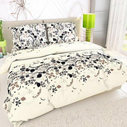 Bavlnené obliečky Estela, 200 x 200 cm, 2 ks 70 x 90 cm