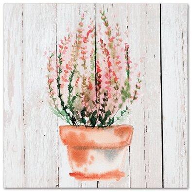 Obraz na plátně Calluna, 28 x 28 cm