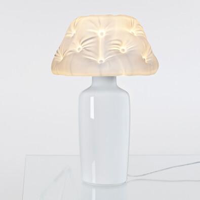 Lampa Nightfall 46 cm, bílá