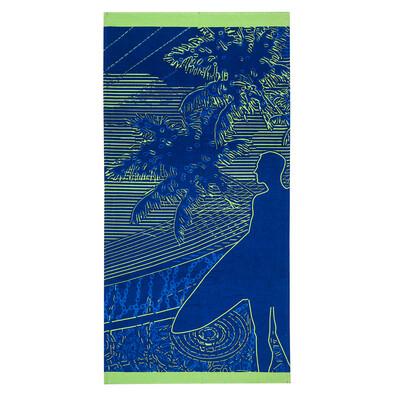 4Home Plážová osuška Surfař, 75 x 150 cm