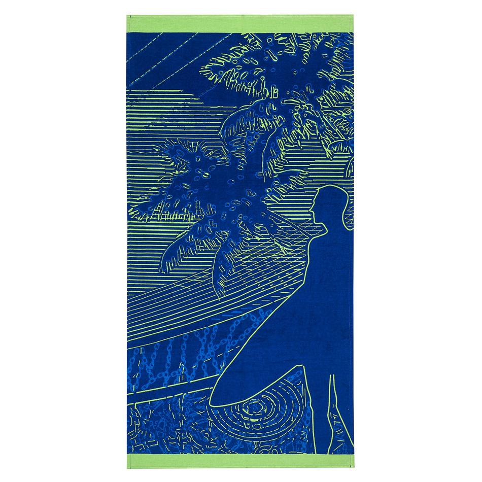 4Home Plážová osuška Surfer, 75 x 150 cm