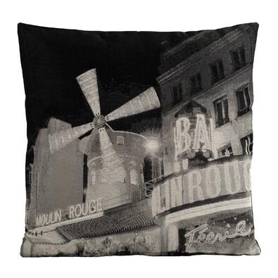 Povlak na polštářek Gobelín Moulin Rouge, 45 x 45 cm