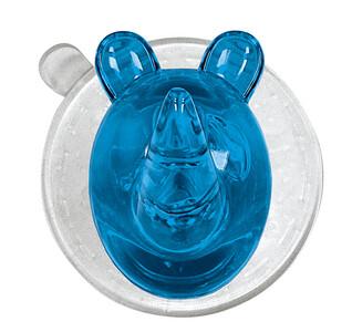 Háček Crazy Hooks Ricco Rhino modrá