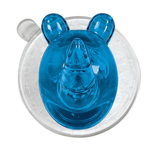Háčk Crazy Hooks Ricco Rhino modrá