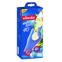 Vileda MultiSensitive egyszer használatos kesztyű, méret: S/M, 40 db