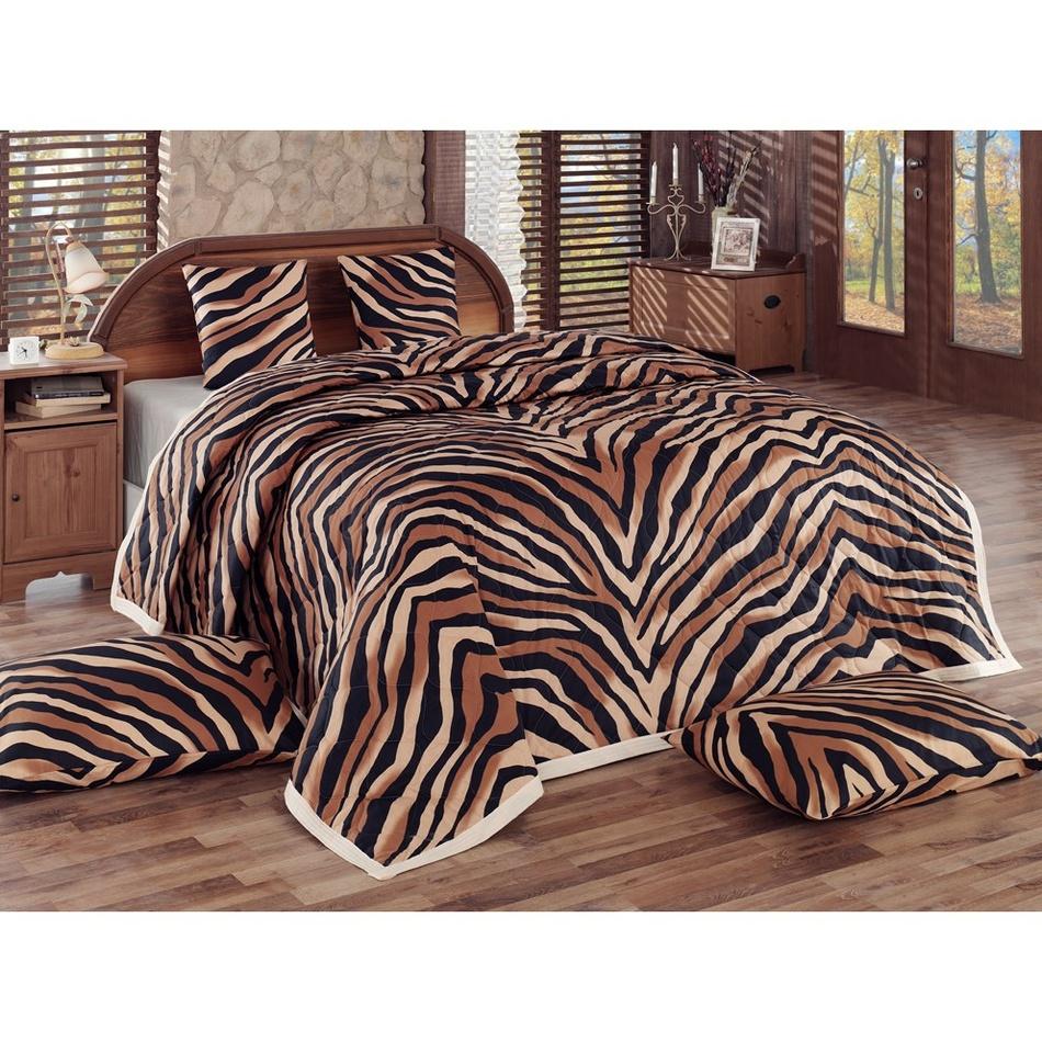tiptrade prehoz bengal hned 220 x 240 cm 2x 40 x 40 cm. Black Bedroom Furniture Sets. Home Design Ideas