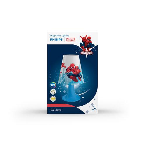 Philips Disney Lampa stolná Spiderman