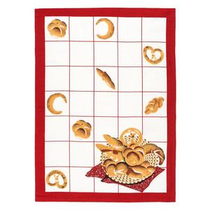 Jahu Kuchyňská utěrka pečivo, 50 x 70 cm ,