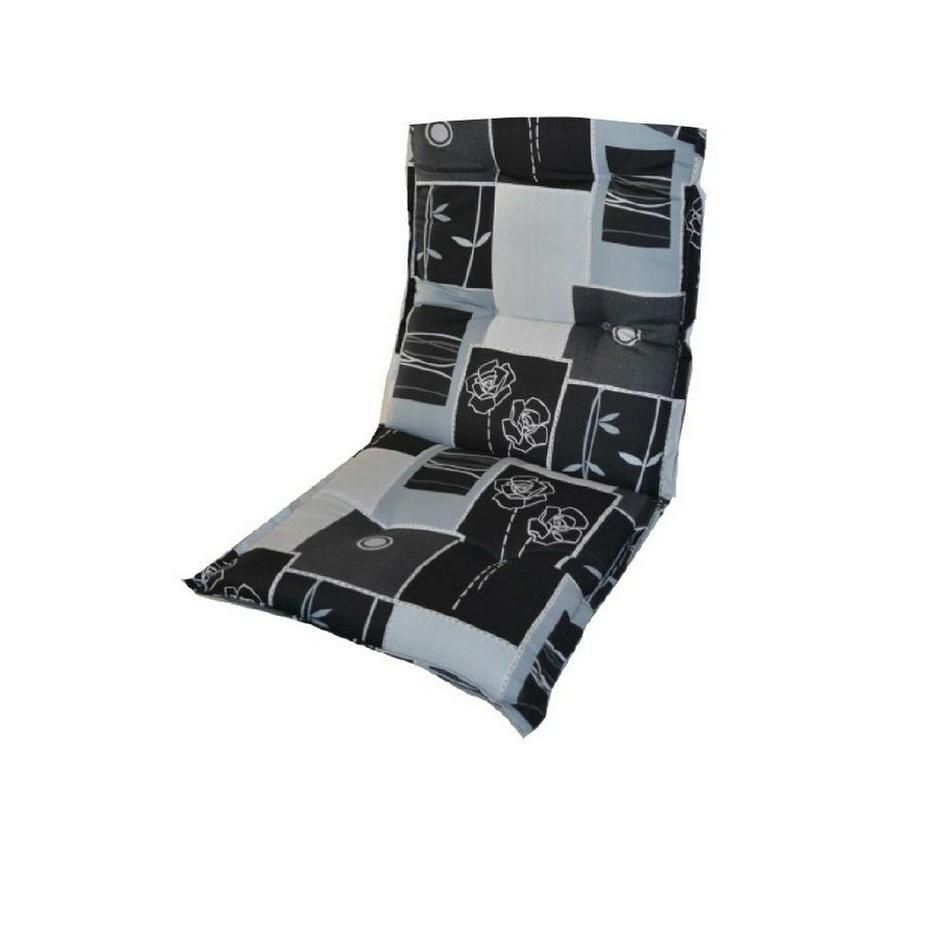Polster nízky na stoličku, Monte, 100 x 50 x 5,5 cm