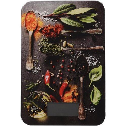 Digitálna kuchynská váha Spices, 5 kg, chilli