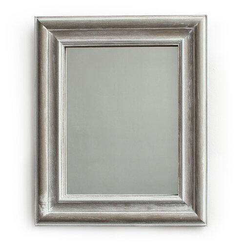 Zrkadlo v drevenom ráme Caruso, prírodná, Dakls