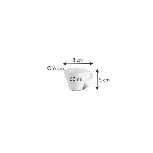 Tescoma espresso csésze szett ALL FIT ONE Slim, 6 db