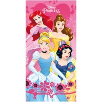 "Ręcznik Jerry Fabrics ""Princess Heart"", 70x140cm"