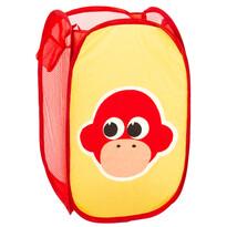 Coș de rufe Koopman Maimuțică, din nailon