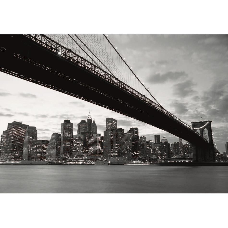 Fototapeta New York 360 x 253 cm, Wall