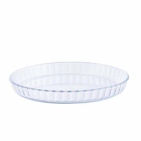 Termisil Üveg sütőtál 28 cm