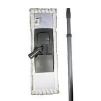 Mop GREY s mikrovláknem 14 x 44 cm a s teleskopickou tyčí 68-120 cm