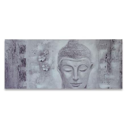 Obraz na plátně Buddha, 135 cm